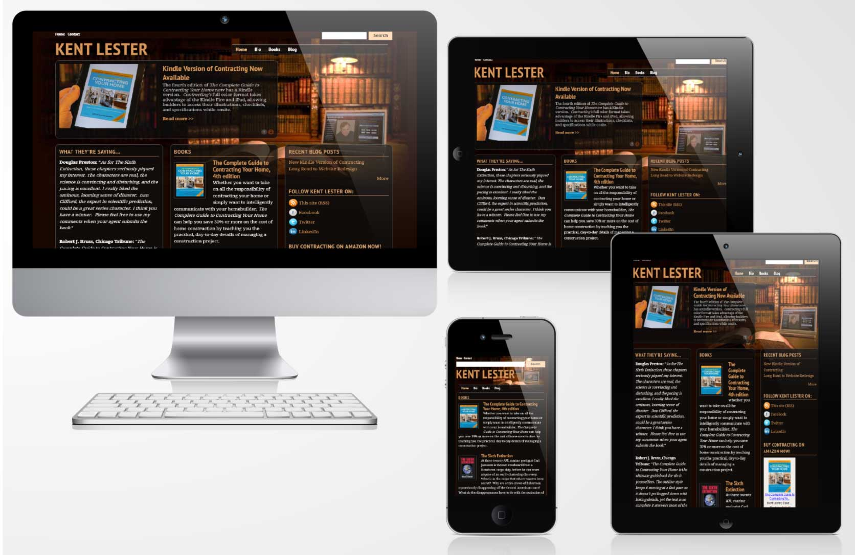 responsive web formats