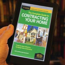 Complete Guide to Contracting, fifth edition